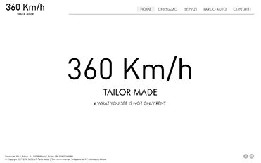 360 Tailor Made